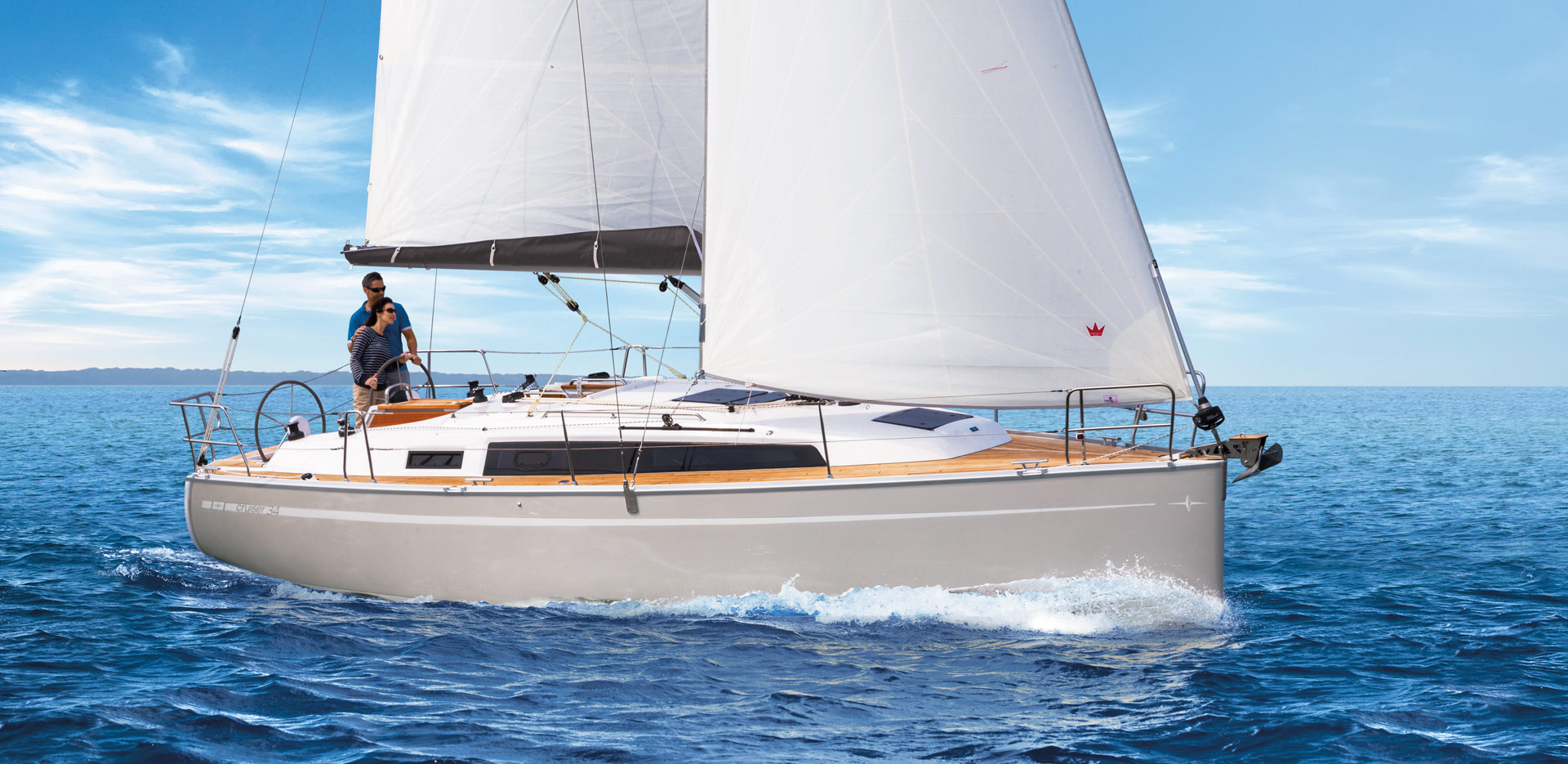 Bavaria Cruiser 34 for sale