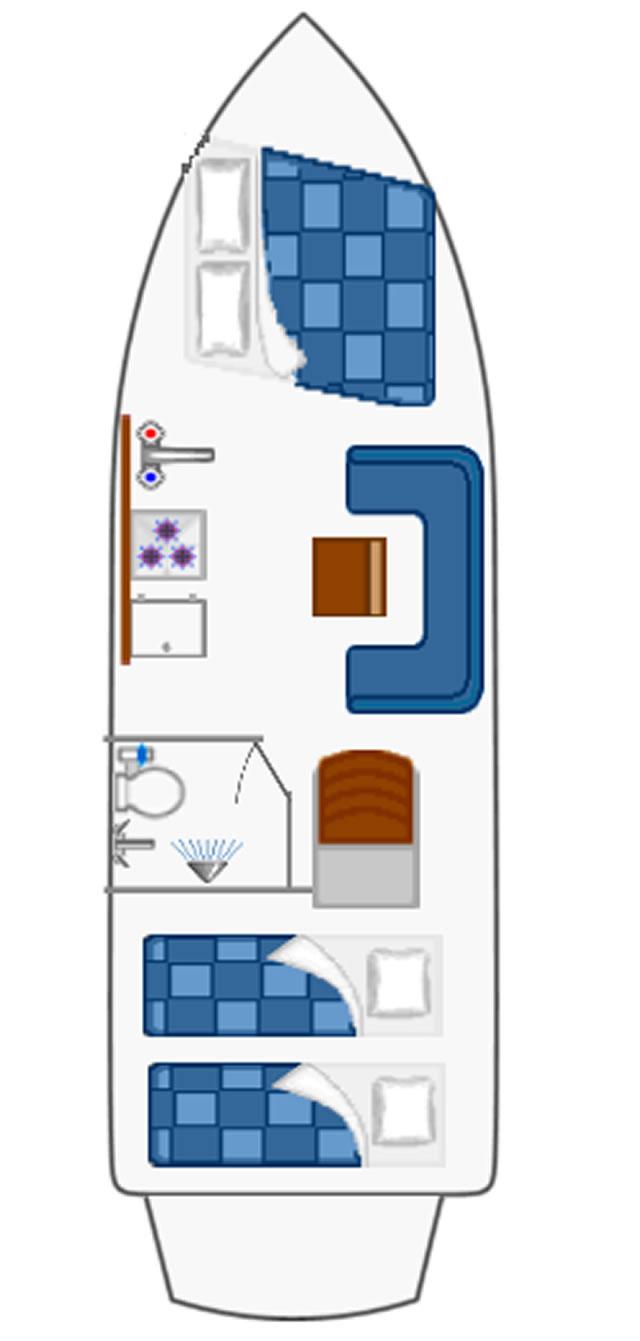 Motor yacht Monterey 322 CR