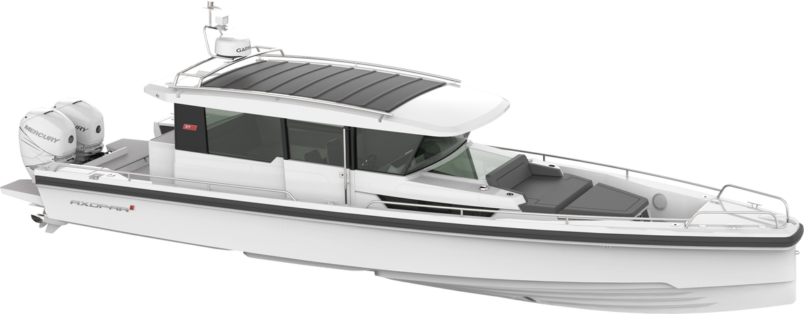 Axopar 37 Cabin for sale