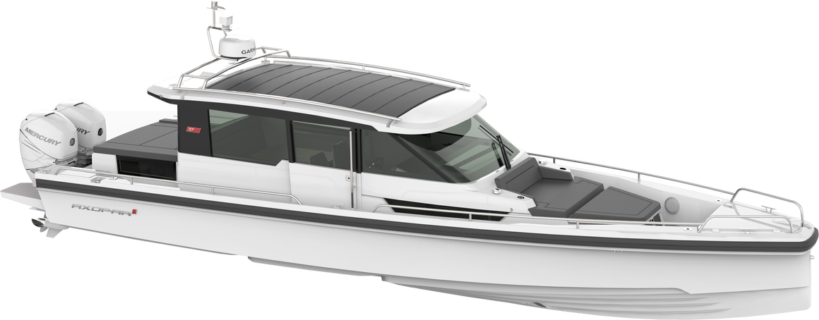 Axopar 37 Sports Cabin for sale