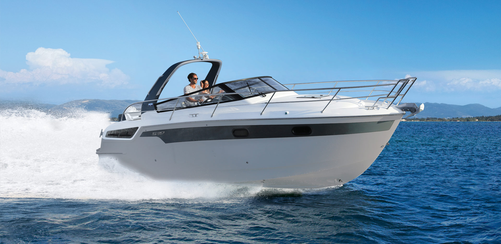 Bavaria S 30 Open for sale