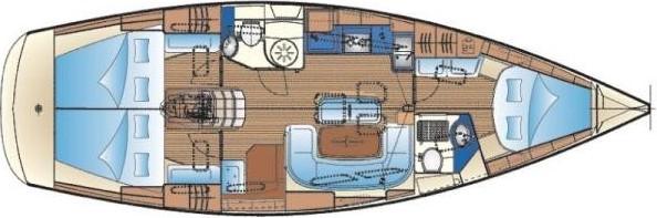 Bavaria cruiser 40, 2012