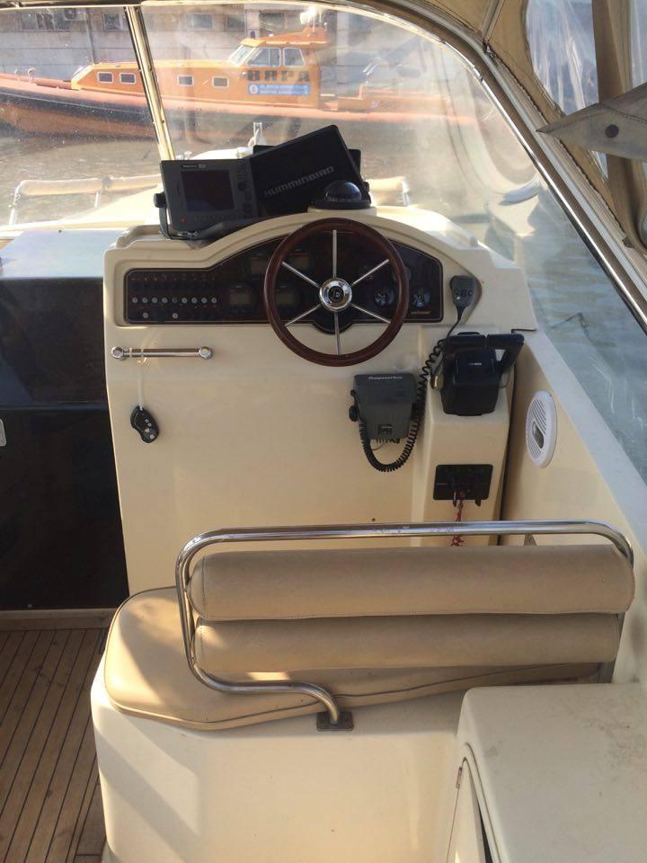 Motor yacht Soleman