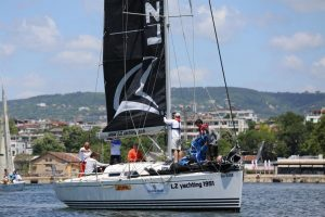 """Varna Channel Cup"" is the only one sailing race in Bulgaria, which includes ""Canal – Lake"""