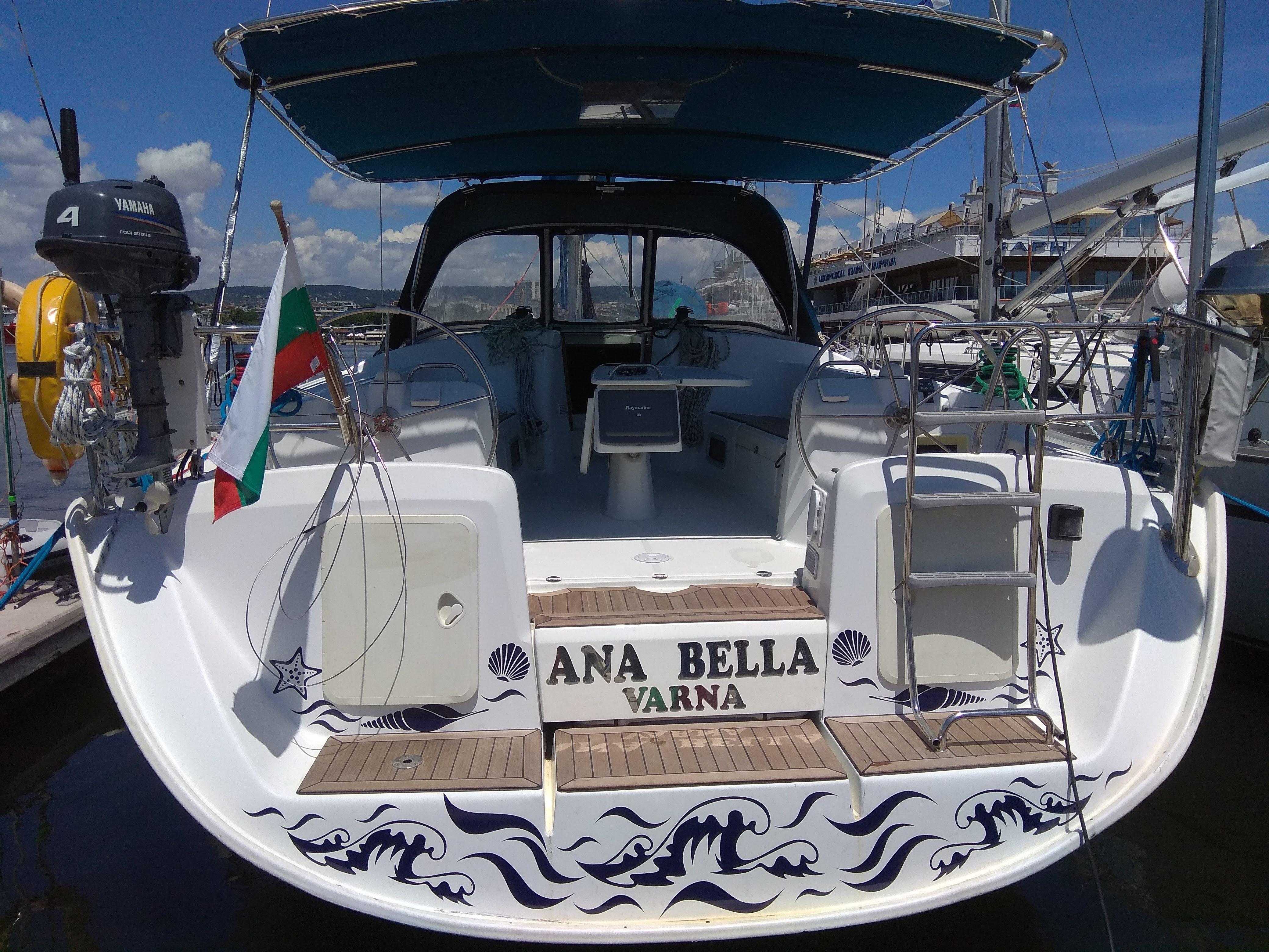 Beneteau Cyclades 50.5 – Ана Белла