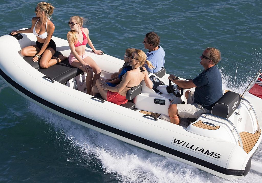 Official Williams Jet Tenders Dealer for Bulgaria