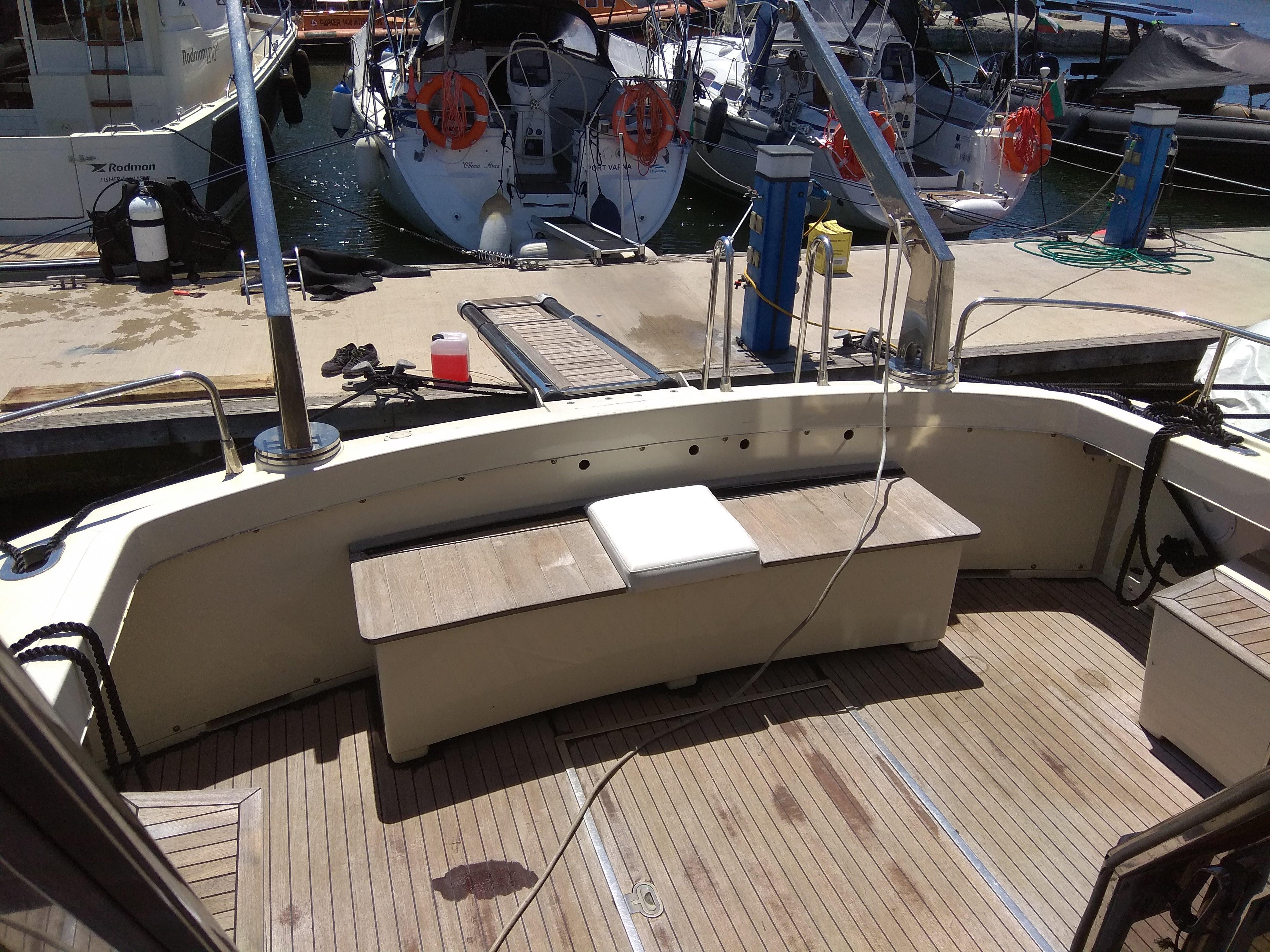 Моторна Яхта – Riva Superamerica 48