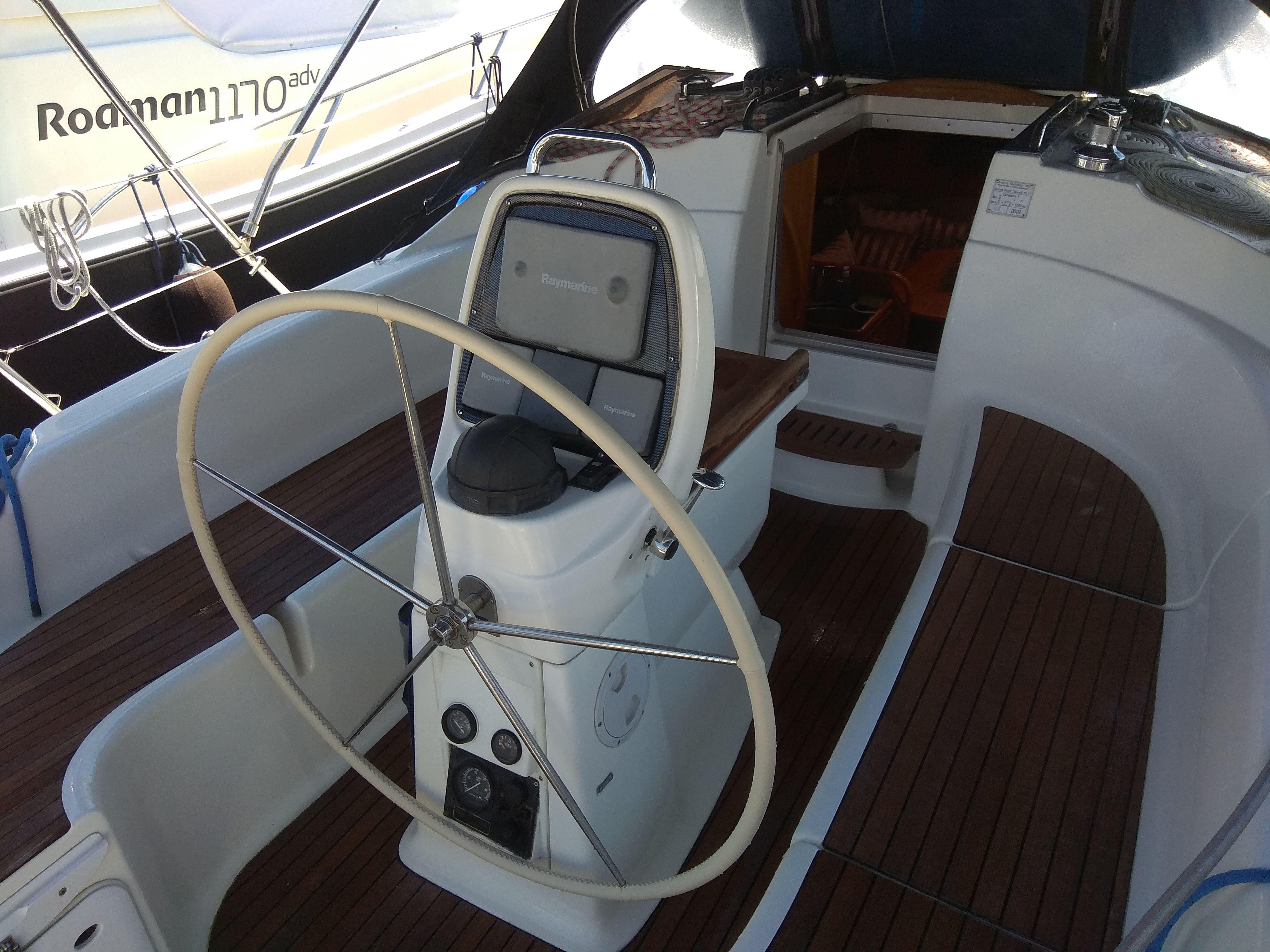 Bavaria Cruiser 33 – St. Anna