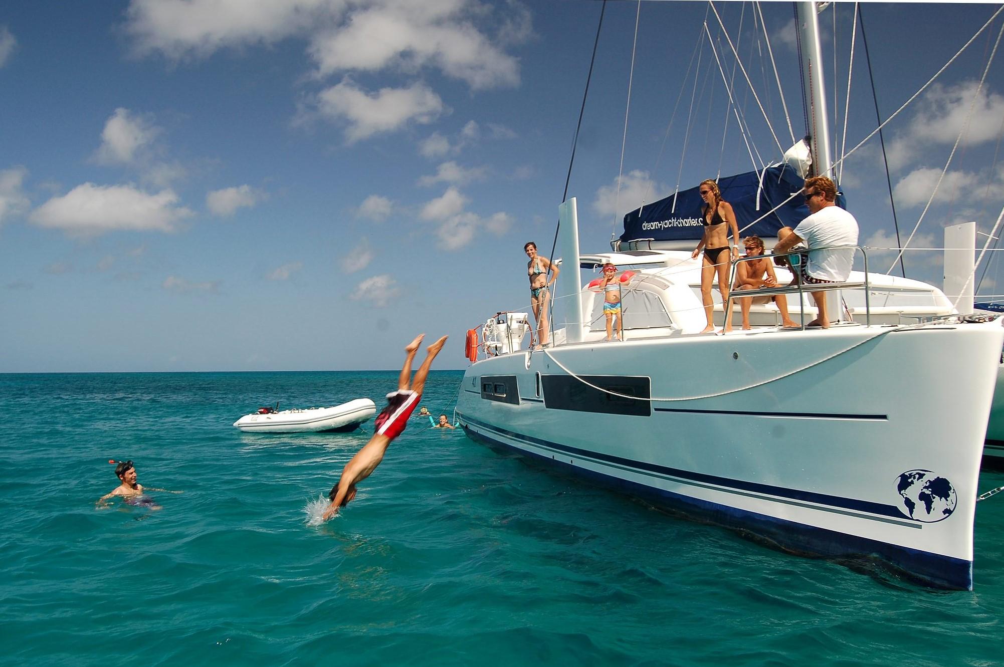 Как да изберем подходящата яхта и дестинация за нашата ваканция?
