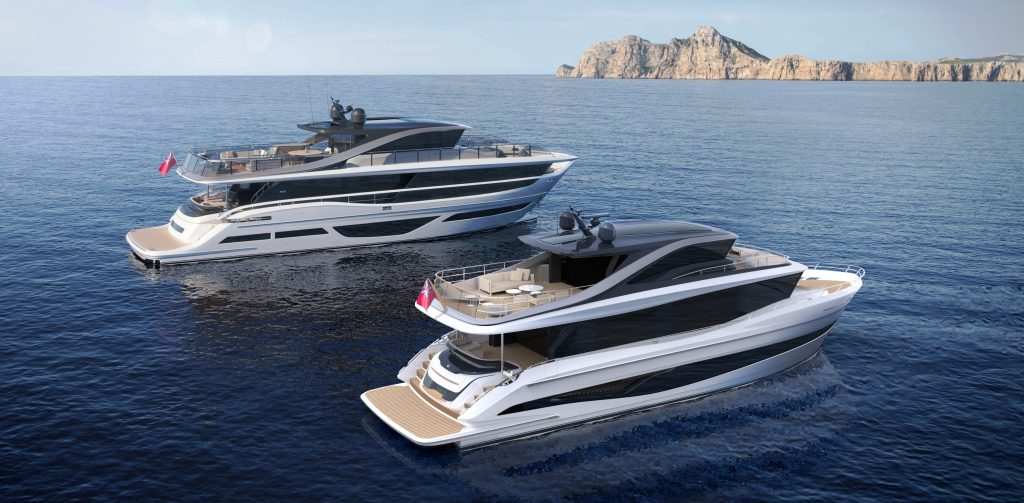 Official Princess yachts dealer for Bulgaria
