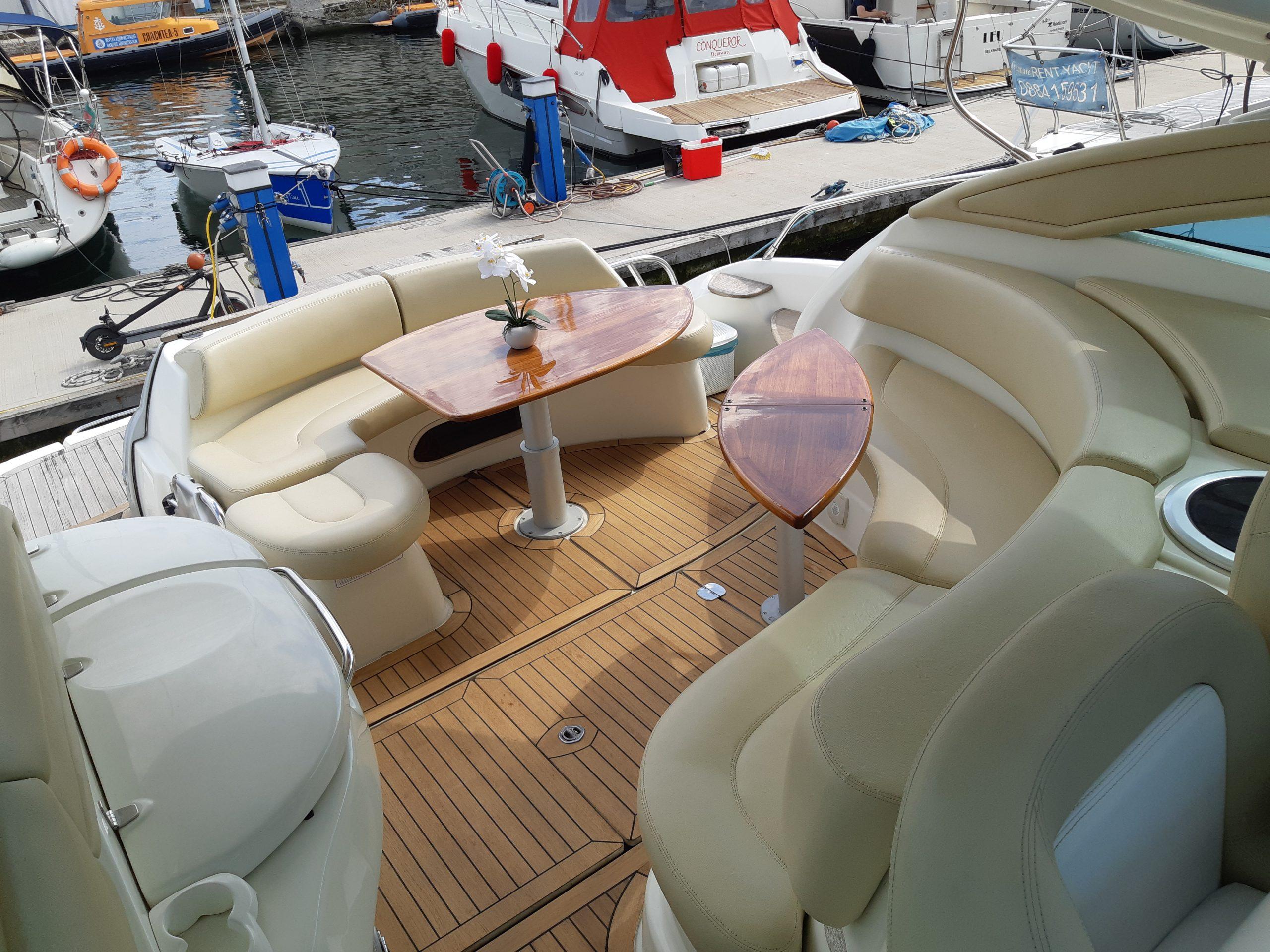Cranchi Mediterranee 43 HT – Sunny Holiday